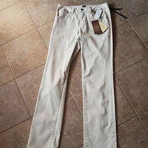 New Jag Jeans cream colored